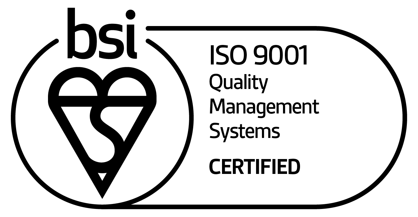 Padstone ISO9001