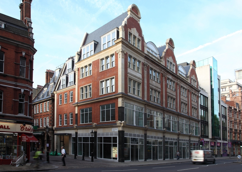 Padstone Projects:  									37-45 High Street Kensington