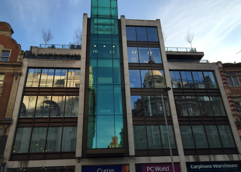 Padstone Projects:  									47-53 Kensington High Street
