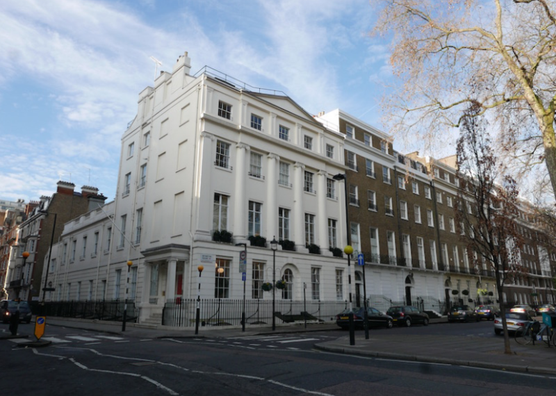 Padstone Projects:  									47 Bryanston Square